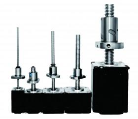 微型滚珠丝杠直线电机-20系列