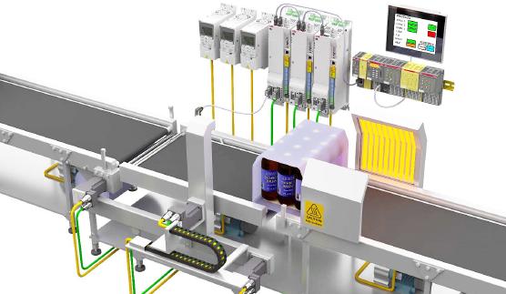 高精度和生产效率-ABB交流伺服电机