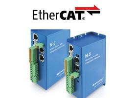 EtherCAT总线电机驱动器