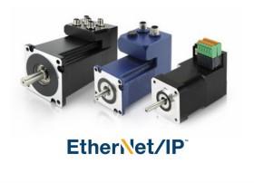 EtherNET/IP接口一体式伺服