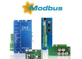 Modbus-TCP电机驱动控制器