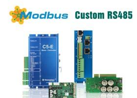 RS485总线电机驱动器