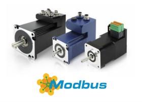 Modbus总线智能电机